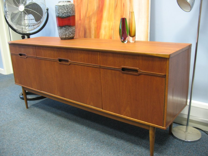 Minimalistic Danish sideboard, SOLD