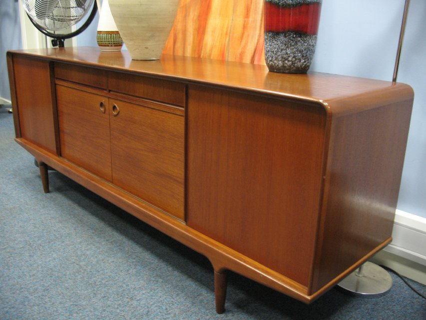 Clausen & Son Danish Sideboard, SOLD